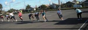 Netball-Training